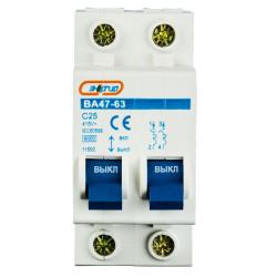 Байпас Энергия 2P 25A / Е0304-0008